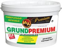 Фото - Грунтовка акриловая «Grund Premium Primer» Мастер Класс 5 л Розничная