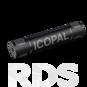 Рулонный кровельный и гидроизоляционный Икопал Н ЭПП 4,0 Полиэстер (пленка/пленка) 10 кв. м