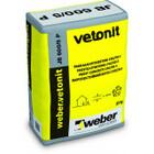 Безусадочный раствор Weber.Vetonit JB 600/5 P 25 кг