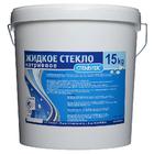 Клей-Гидроизоляция ЖИДКОЕ СТЕКЛО (15кг)
