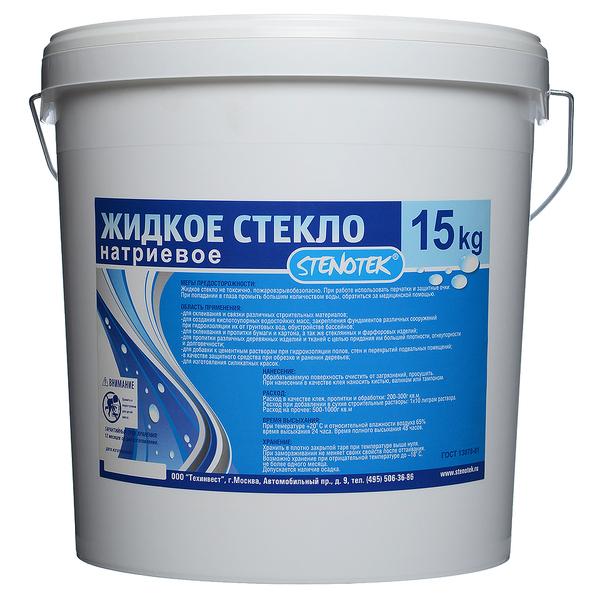 Купить жидкое стекло для бетона цена в москве смета строительства домов из керамзитобетона