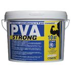 Клей строительный «PVA STRONG» (ПВА СИЛЬНЫЙ) (10 кг)