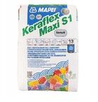 Клей для плитки Mapei Keraflex Maxi белый 25 кг