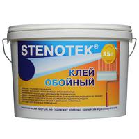 Фото - Клей для обоев «ОБОЙНЫЙ» STENOTEK(3,5 кг) Розничная