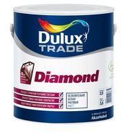 Фото - Краска для потолка DULUX Diamond matt 3 кг. Розничная