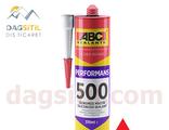 Фото - Герметик силиконизированный SIKA, АBC Sealants 500 PERFORMANS   Розничная