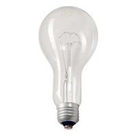 Фото - Лампа (теплоизлучатель) Т240-200 200 Вт, цоколь Е27  Розничная
