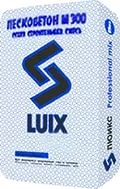 Пескобетон м 300 LUIX (ЛЮИКС) 40кг, фото