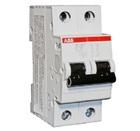 Автоматический выключатель ABB 2-полюсный SН202 C16 (автомат)