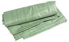 Мешки для строительного мусора, зеленные 50х90 см.