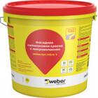 Краска силиконовая фасадная Weber.Vetonit Micro V 25 кг