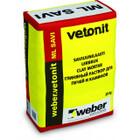 Раствор глиняный для кладки Weber.Vetonit ML Savi 25 кг