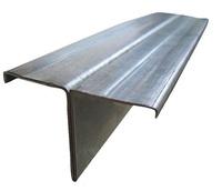 Фото - Профиль вертикальный Т-образный 65х50х1.2 3000мм Розничная