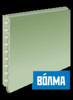 Фото - Пазогребневый блок плита (ПГП) Волма 80 мм влагостойкий пустотелый Розничная