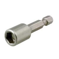 Фото - Ключ-насадка магнитная 10х48мм на блистере