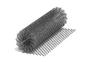 Сетка рабица 14х14х0,8 оцинкованная штукатурная