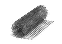 Фото - Сетка штукатурная плетёная 14х14х0.8 в рулонах 1х80 м Розничная