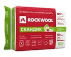 Утеплитель Rockwool (Роквул) лайт Баттс скандик 100 мм