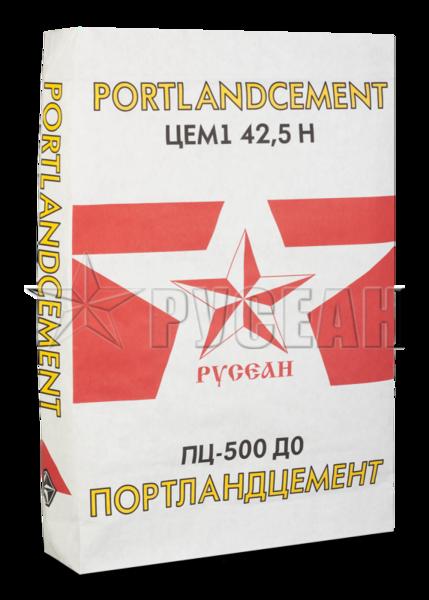 Цена цемента м500 в мешках в москве каркасно дом из керамзитобетона