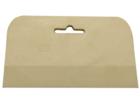 Шпатель резиновый белый 100 миллиметров