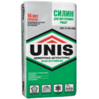 Штукатурка цементная для внутренних работ UNIS Силин 25 кг