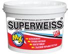 Краска водоэмульсионная ВД-АК-203 Мастер-Класс «Superweis» 7 кг