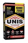 Клей плиточный Unis Юнис 2000 (25кг) 48 меш
