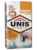 Фото - Монтажно-ремонтная смесь Пластер UNIS 20 кг Розничная