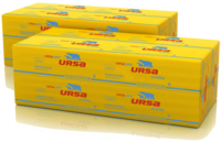 Фото - Теплоизоляция URSA XPS СТАНДАРТ N-II-G4 1180*600*30 мм 12 плиты в упаковке Розничная