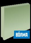 Пазогребневый блок плита (ПГП) Волма 80 мм влагостойкая полнотелая