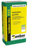 Цементный водонепроницаемый безусадочный раствор Weber.Tec 933 Vetonit 25 кг