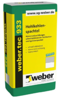 Фото - Цементный водонепроницаемый безусадочный раствор Weber.Tec 933 Vetonit 25 кг Розничная
